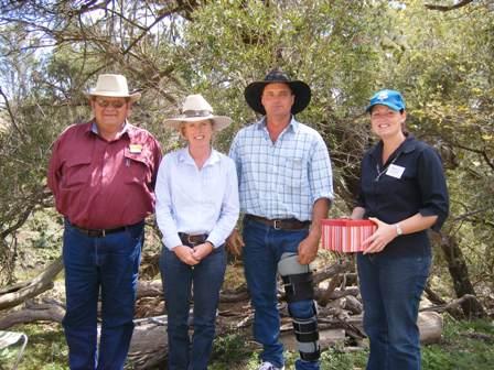 Winners of Baywulla Creek