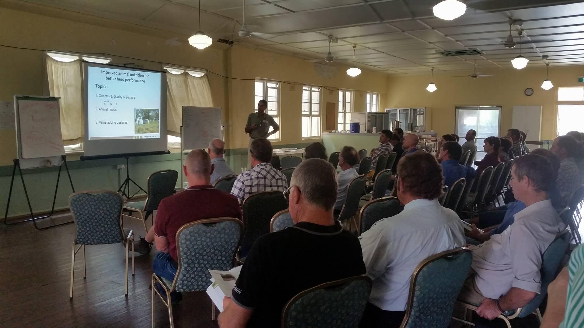 Carbon Farming Grazier Forum