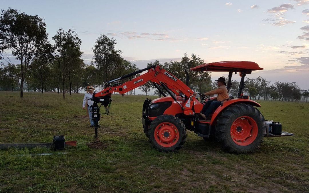 Subdividing paddocks to improve land condition – Monto