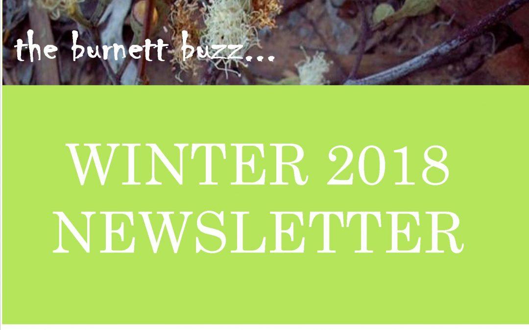 The Burnett Buzz …… Winter