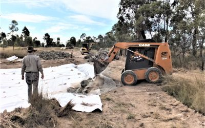 Launch of the new Gully Erosion manual