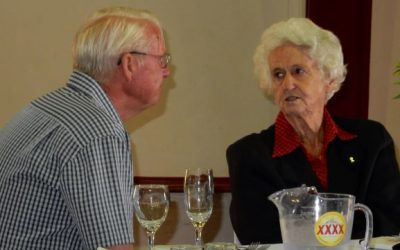 Advocate for the Burnett Catchment farewelled