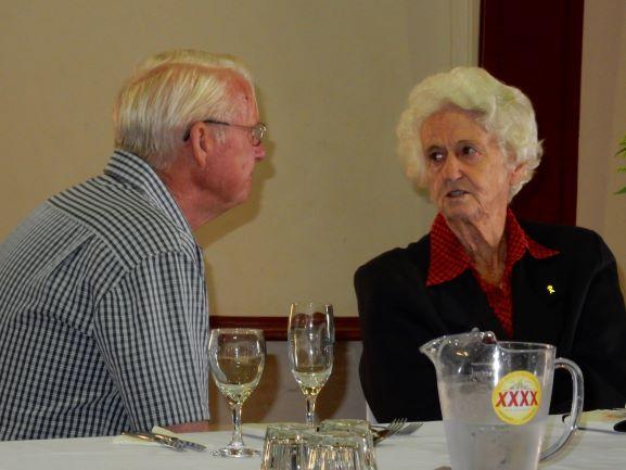 Advocate for the Burnett Catchment farewelled